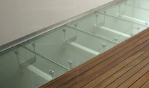 TECHNICAL GLASS, SHOWERS, GLASS RAILINGS AND FLOOR TILES